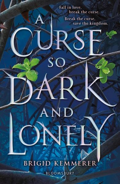 Top 10 English Books - Orell Füssli - YOUNG CIRCLE - A Curse so Dark and Lonely - Brigid Kemmerer