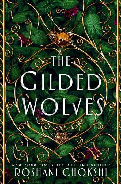 Buchcover von the Gilded Wolves von  Roshani Chokshi
