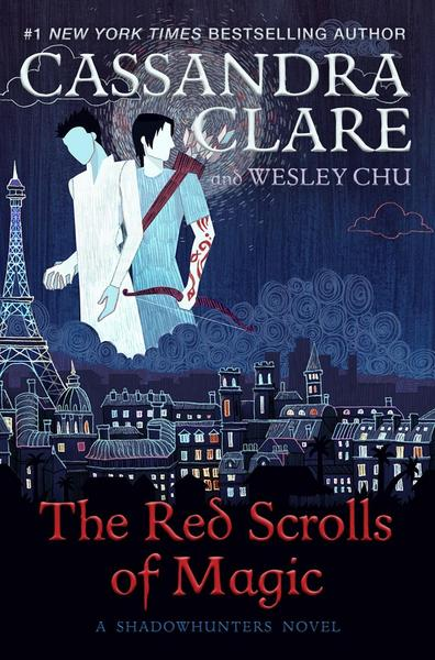 Top 10 English Books - Orell Füssli - YOUNG CIRCLE - The Red Scrolls of Magic - Cassandra Clare - Wesley Chu