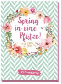 Young Circle - Orell Fuessli - Buchtipps - Unsere Top 10 Romane für dich! - Spring in die Pfütze