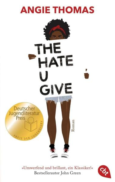 Young Circle - Orell Fuessli - Buchtipps - Unsere Top 10 Romane für dich! - The Hate You Give