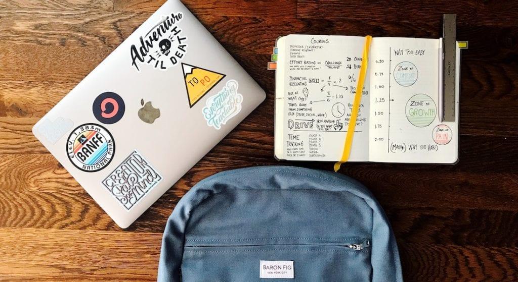 Diese 8 Dinge machen dich ready für den Schulstart!