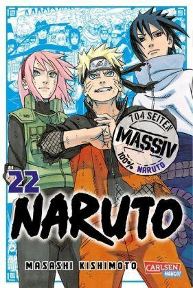 NARUTO Massiv 22 Manga