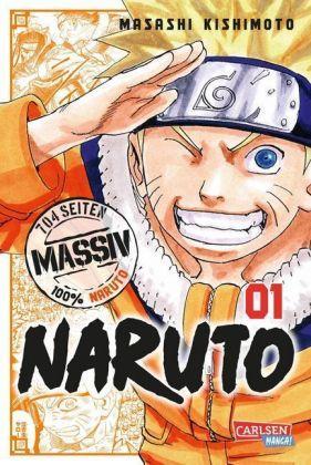 NARUTO Massiv 1 Manga