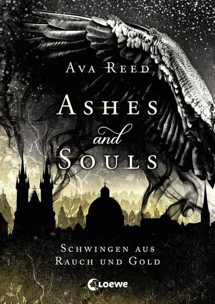 Ashes-and-Souls Buchcover