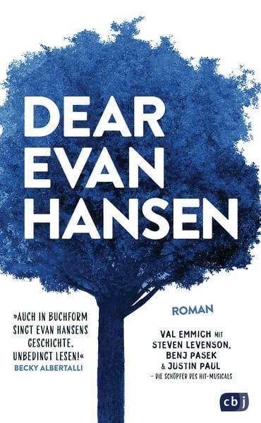 Dear-Evan-Hansen Buchcover