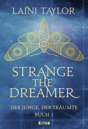 Strange-the-Dreamer Buchcover
