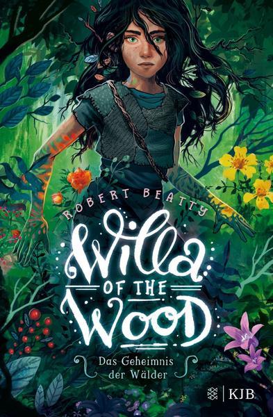 Willa of the Wood - Das Geheimnis der Wälder Buchcover