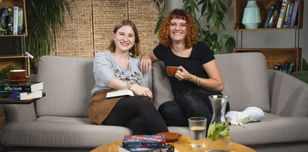 Bücher zum Kaffee – Sofageschichten