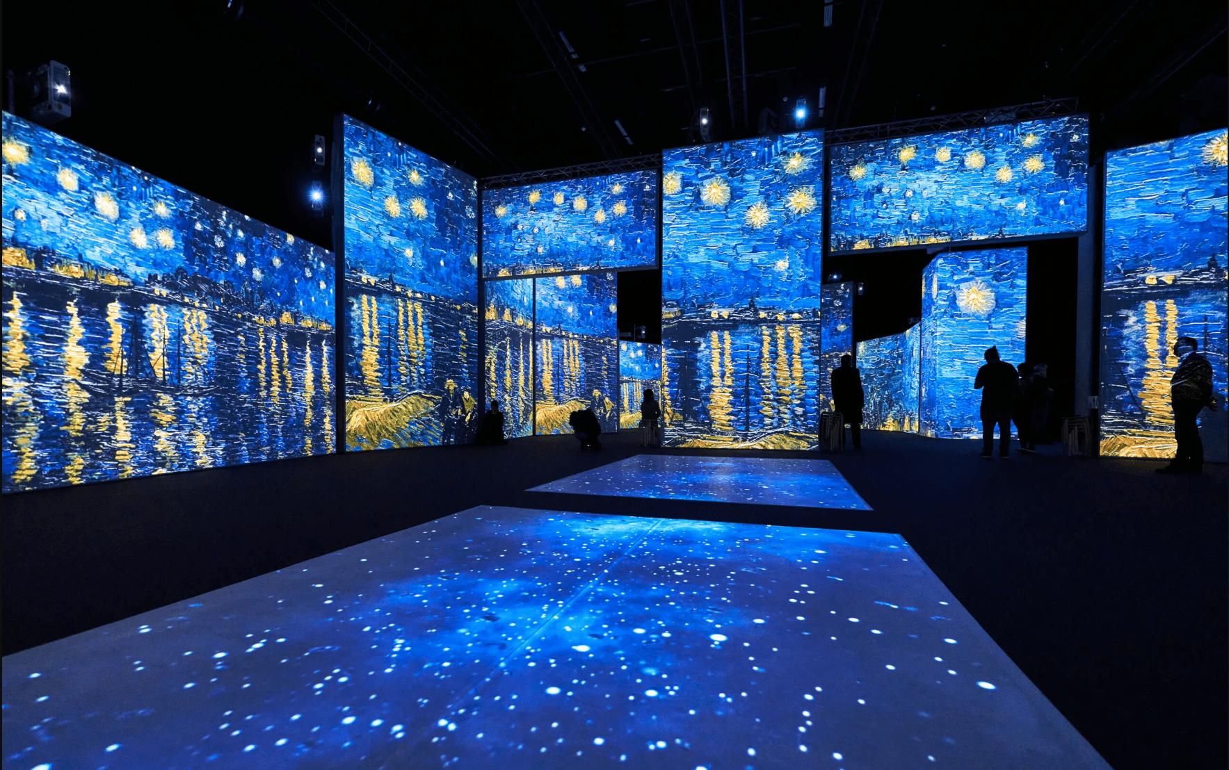 Top 10 Kunstbücher – Van Gogh Alive Verlosung