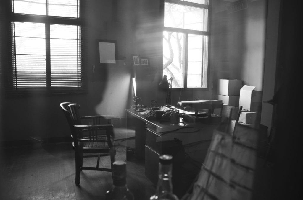 """""""Ein vergessener Detektiv"""" – eine Geschichte von Blerta Azi"""