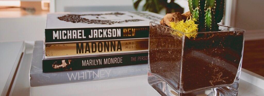 10 Lieblingsbücher von Hollywood-Stars!